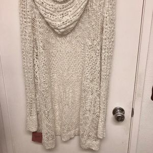 Mossimo Supply Co. Sweaters - Target Crochet Cardigan